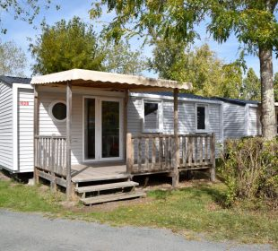 cottage 3ch 6 pers camping du jard