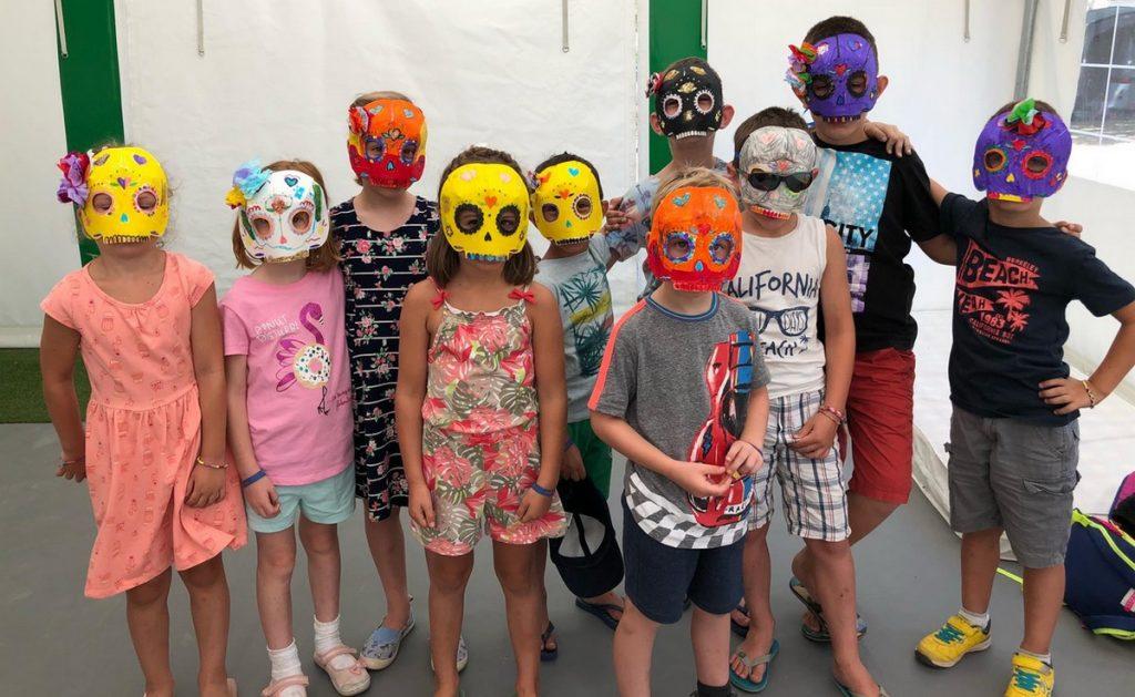 activités manuelles club enfant