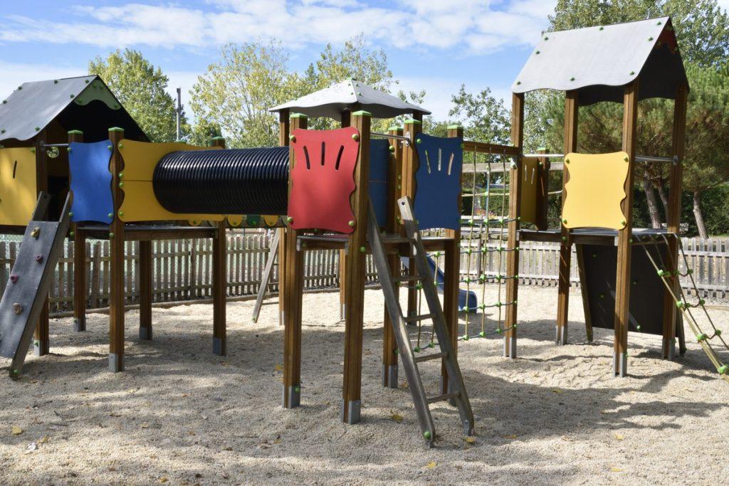 playground camping du jard