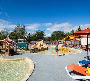 camping avec parc aquatique en vendée