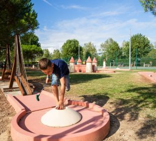mini golf camping du jard