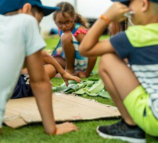 camping vendée la tranche sur mer camping du jard club enfant